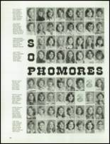1978 Fremont High School Yearbook Page 100 & 101