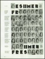 1978 Fremont High School Yearbook Page 112 & 113