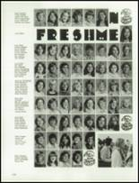 1978 Fremont High School Yearbook Page 116 & 117