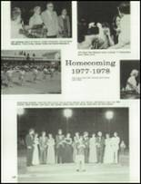 1978 Fremont High School Yearbook Page 122 & 123