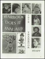 1978 Fremont High School Yearbook Page 138 & 139