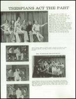 1978 Fremont High School Yearbook Page 142 & 143