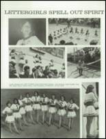 1978 Fremont High School Yearbook Page 166 & 167