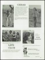 1978 Fremont High School Yearbook Page 208 & 209