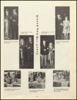 1969 Daleville High School Yearbook Page 28 & 29