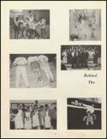 1969 Daleville High School Yearbook Page 42 & 43