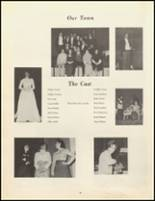 1969 Daleville High School Yearbook Page 44 & 45