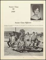 1969 Daleville High School Yearbook Page 48 & 49