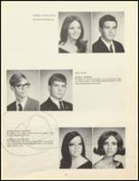 1969 Daleville High School Yearbook Page 50 & 51