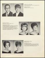 1969 Daleville High School Yearbook Page 52 & 53