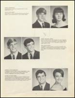 1969 Daleville High School Yearbook Page 54 & 55