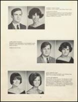 1969 Daleville High School Yearbook Page 56 & 57