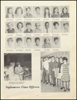 1969 Daleville High School Yearbook Page 62 & 63