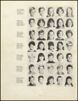 1969 Daleville High School Yearbook Page 70 & 71
