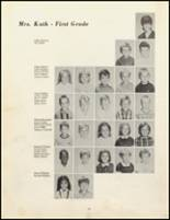 1969 Daleville High School Yearbook Page 100 & 101