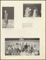 1969 Daleville High School Yearbook Page 106 & 107