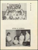 1969 Daleville High School Yearbook Page 110 & 111