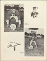 1969 Daleville High School Yearbook Page 126 & 127