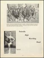 1969 Daleville High School Yearbook Page 130 & 131