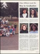 1991 Washington High School Yearbook Page 12 & 13