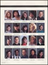 1991 Washington High School Yearbook Page 16 & 17