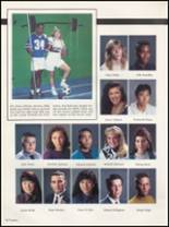 1991 Washington High School Yearbook Page 18 & 19