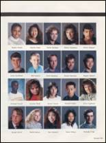 1991 Washington High School Yearbook Page 22 & 23