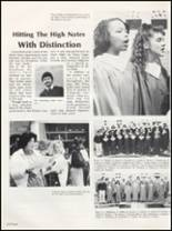 1991 Washington High School Yearbook Page 64 & 65