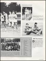 1991 Washington High School Yearbook Page 76 & 77
