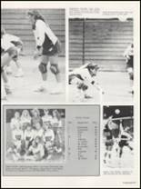 1991 Washington High School Yearbook Page 78 & 79