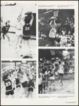 1991 Washington High School Yearbook Page 88 & 89