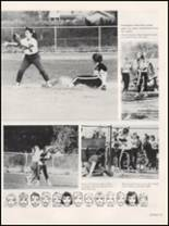 1991 Washington High School Yearbook Page 98 & 99