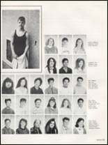 1991 Washington High School Yearbook Page 116 & 117
