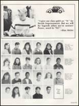 1991 Washington High School Yearbook Page 118 & 119