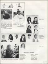 1991 Washington High School Yearbook Page 120 & 121