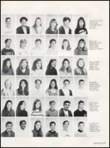 1991 Washington High School Yearbook Page 124 & 125