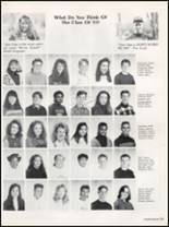 1991 Washington High School Yearbook Page 126 & 127