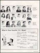 1991 Washington High School Yearbook Page 128 & 129