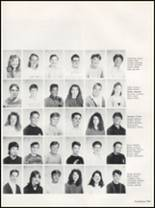 1991 Washington High School Yearbook Page 136 & 137
