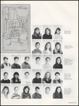 1991 Washington High School Yearbook Page 142 & 143