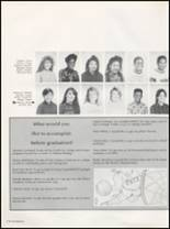 1991 Washington High School Yearbook Page 144 & 145