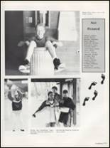 1991 Washington High School Yearbook Page 146 & 147