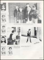 1991 Washington High School Yearbook Page 154 & 155