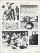 1991 Washington High School Yearbook Page 182 & 183