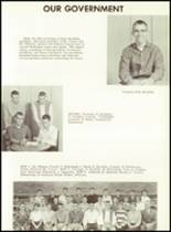 1959 Storm Lake High School Yearbook Page 12 & 13