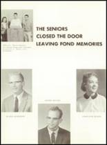 1959 Storm Lake High School Yearbook Page 16 & 17