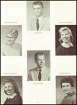 1959 Storm Lake High School Yearbook Page 20 & 21