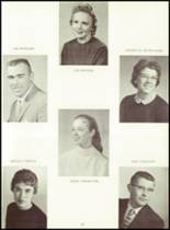 1959 Storm Lake High School Yearbook Page 24 & 25