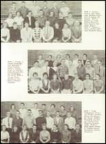1959 Storm Lake High School Yearbook Page 28 & 29