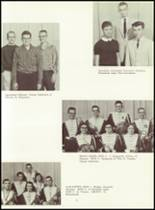 1959 Storm Lake High School Yearbook Page 54 & 55